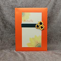 levne Knihy hostů a pera-Ostatní Pohádkový motiv Romantika MódaWithSaténové květiny Květiny Není k dispozici