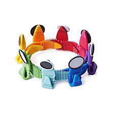 tanie Klocki magnetyczne-Płytki magnetyczne / Klocki 24 pcs Zwierzę Zaprojektowany specjalne / Zwierząt / Interakcja rodziców i dzieci Współczesny Prezent / Silikonowy
