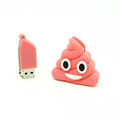 tanie Pamięć flash USB-Mrówki 2 GB Pamięć flash USB dysk USB USB 2.0 Plasikowa obudowa Okładki / Odporny na wstrząsy