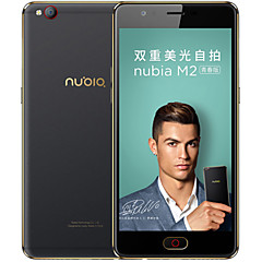 "Недорогие -NUBIA M2 Lite 5.5 "" 4G смартфоны (3GB + 64Гб 13MP MediaTek MT6750 3000mAh)"