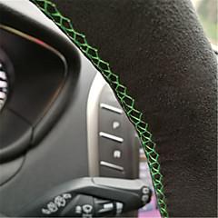 billige Rattovertrekk til bilen-bil ratt deksler (plysj) for universelle alle år generelle motorer