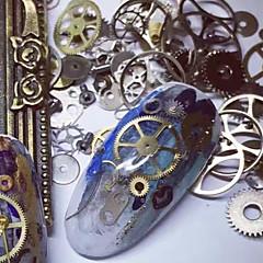 strass brilho de unhas jóias multicoloridas