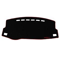 ieftine Covorașe Interior Auto-Automotive Tabloul de bord Mat Covorașe Interior Auto Pentru Toyota Toți Anii Corolla