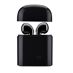 cheap Headsets & Headphones-TWS-I7s Earbud Wireless Headphones Piezoelectricity Plastic Driving Earphone With Charging Box / with Microphone Headset