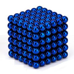 tanie Zabawki magnetyczne-216 pcs 3mm Zabawki magnetyczne Kulki magnetyczne / Klocki / Kostka do układania Magnes majsterkowanie Prezent