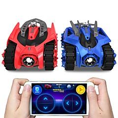 billiga Drönare och radiostyrda enheter-SKMEI Tank Radiostyrd bil Bluetooth Färdig att köra Tank Other 1 USB Laddningssladd Höghastighets Smart