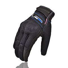 tanie Rękawiczki motocyklowe-Pełny palec Męskie Rękawice motocyklowe Włókno nylonowe Zdatny do noszenia / Oddychalność / Antypoślizgowy