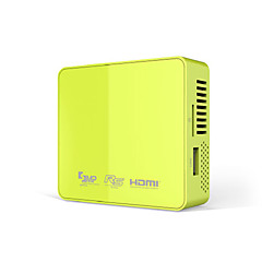 baratos Projetores-UNIC U50 Random Delivery DLP Mini Projetor LED Projetor 800 lm Apoio, suporte 1080P (1920x1080) 14-150 polegada Tela / FWVGA (854x480)