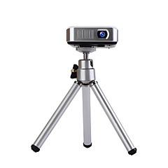 tanie Projektory-009 DLP Mały projektor LED Projektor 800 lm Android 5.1 Wsparcie 1080p (1920x1080) 10-120 in Ekran / WXGA (1280x800)