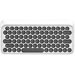 billiga Keyboards-EH112S Trådlös monochromatic bakgrundsbelysning blå Switches 91 Office Keyboard