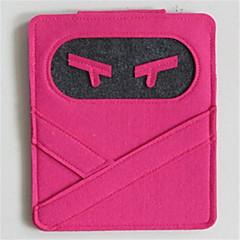 billige Nettbrettetuier&Skjermbeskyttere-Etui Til Apple iPad Pro 12,9 '' Lommebok Støtsikker Heldekkende etui Helfarge Myk tekstil til iPad Pro 12.9''