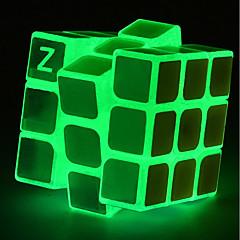 tanie Kostki Rubika-Kostka Rubika z-cube Luminous Glow Cube Kamienna kostka 3*3*3 Gładka Prędkość Cube Magiczne kostki Puzzle Cube Zabawki biurkowe Stres i