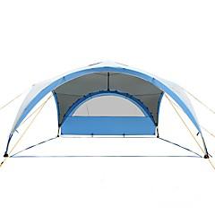 billige Telt og ly-8 personer Kanapetelt Trucktelt Skjermtelt Telt Enkelt camping Tent Utendørs Familietelt Vindtett Regn-sikker UPF50+ UV-bestandig