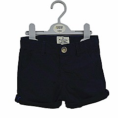 billige Drengebukser-Drenge Bukser Daglig Ensfarvet, Bomuld Sommer Kortærmet Simple Afslappet Navyblå Lyseblå