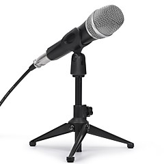 cheap Microphones-KEBTYVOR DH1 Wired 6.3mm Microphone Microphone Dynamic Microphone Handheld Microphone For Computer Microphone Karaoke Microphone