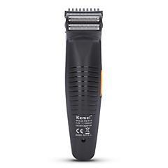 billige Barbering og hårfjerning-Kemei Elektriske barbermaskiner til Herrer 110-240 V Strømlys Indikator / Håndholdt design / Lett og praktisk