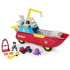billiga Jobb- och rollspelsleksaker-Jobb- och rollspelsleksaker Båt Simulering Plastskal Present