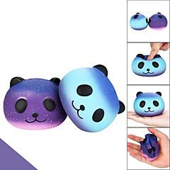 billige Originale moroleker-LT.Squishies Klemmeleker Dyr / Panda Office Desk Leker / Stress og angst relief / Dekompresjon Leker Unisex Gave