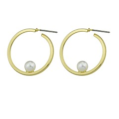 Women's Drop Earrings - Fashion Gold For Gift Date