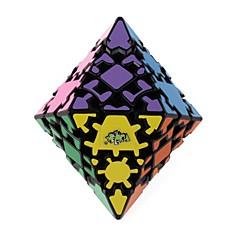 billiga Leksaker och spel-Rubiks kub 1 PCS LANLAN D0915 Rainbow Cube 2*3*3 Mjuk hastighetskub Magiska kuber Pusselkub Genomskinligt klistermärke Mode Present Unisex