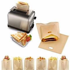 billige Bakeredskap-Bakeware verktøy tekstil Multifunksjonell / Varmebestandig Brød Spesialitetsverktøy 2pcs