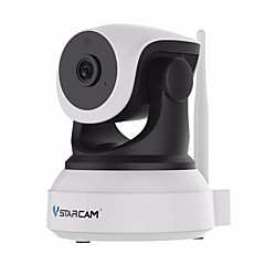 cheap Security & Safety-VStarcam® 1.0 MP IP Camera IR-cut Prime 128(Day Night Motion Detection Dual Stream Remote Access Plug and play IR-cut)