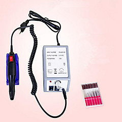 billiga Nagelvård och nagellack-Pinpai manikyr elektrisk nagel fil verktyg levererar maskin roterande hastighet nagel polering maskin