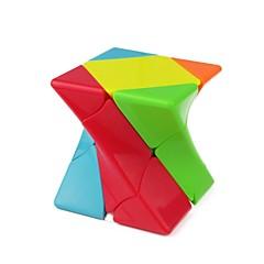 billiga Leksaker och spel-Rubiks kub 1 PCS YongJun D0897 Alien Ojämnlig kub 3*3*3 Mjuk hastighetskub Magiska kuber Pusselkub Genomskinligt klistermärke Mode Present