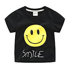 billige Gutteklær-Baby Gutt Stripet Kortermet T-skjorte