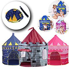 Χαμηλού Κόστους Σκηνές και τούνελ παιχνίδια-Σκηνές και τούνελ παιχνίδια Αλληλεπίδραση γονέα-παιδιού Πρίγκηπας Πριγκίπισσα PVC (πολυβινυλοχλωρίδιο) Γιούνισεξ Παιδικά Δώρο 1pcs