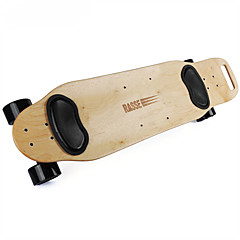 preiswerte -Electric Skateboard Stosensory 4.4Ah Elektrischer Roller mit 4 Rädern Aluminiumlegierung 40 Inch Schwarz