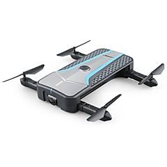billige Fjernstyrte quadcoptere og multirotorer-RC Drone JJRC H62 4 Kanal 6 Akse 2.4G Med HD-kamera 2.0MP 720P Fjernstyrt quadkopter FPV / En Tast For Retur / Hodeløs Modus Fjernstyrt