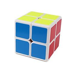 tanie Kostki Rubika-Kostka Rubika 1 PCS Shengshou D0893 Rainbow Cube 2*2*2 Gładka Prędkość Cube Magiczne kostki Puzzle Cube Błyszczące Moda Sześcienny Prezent