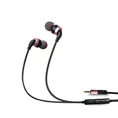 billiga Headsets och hörlurar-AWEI 30TY I öra Kabel Hörlurar Dynamisk Mahogany Sport & Fitness Hörlur Med volymkontroll / mikrofon headset
