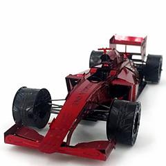 baratos -Quebra-Cabeças 3D Criativo Brinquedo foco Fabricado à Mão Veículos Estilo em Pé Brinquedo Carro de F1 Dom