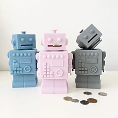billige Originale moroleker-Møntholder Robot / Tegneserie Kreativ / Kul Barne / Teenager Gave