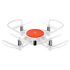 billige Fjernstyrte quadcoptere og multirotorer-RC Drone Xiaomi Xiaomi Mini RC Drone BNF 4 Kanaler 6 Akse 2.4G Med HD-kamera 2.0MP 720P Fjernstyrt quadkopter FPV / Hodeløs Modus /