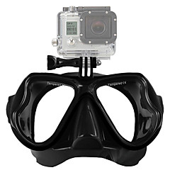 tanie Kamery sportowe i akcesoria GoPro-Gogle Dla Kamera akcji Gopro 5 / Kamera Xiaomi / Gopro 4 Nurkowanie Plastikowy / Gopro 3 / Gopro 2 / Gopro 3+ / Gopro 1