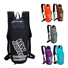 cheap Bike Bags-2.5 L Bike Hydration Pack & Water Bladder Reflective Bike Bag Nylon Bicycle Bag Cycle Bag Camping / Cycling Outdoor Exercise / Multisport