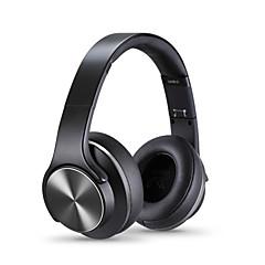 billiga Headsets och hörlurar-MH5 Headband Trådlös Hörlurar Konstläder Spel Hörlur Vikbar headset
