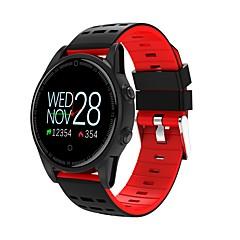 tanie Inteligentne zegarki-Inteligentne Bransoletka R13 na Android iOS Bluetooth Wodoodporny Pulsometry Ekran dotykowy Spalonych kalorii Śledzenie Odległość Krokomierz Powiadamianie o połączeniu telefonicznym Rejestrator