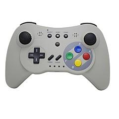 baratos Acessórios Wii U-WII Sem Fio Controladores de jogos Para Wii U ,  Controladores de jogos ABS 1 pcs unidade