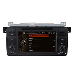 cheap Car DVD Players-7inch 1 DIN HD 1080P Windows CE 6.0 Car DVD Player  for BMW Built-in Bluetooth / GPS / RDS 617 DVD-R / RW / CD-R / RW / VCD