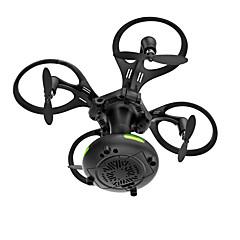 billige Fjernstyrte quadcoptere og multirotorer-RC Drone YIJIATOYS 4 Channel BNF 2 Akse 2.4G Fjernstyrt quadkopter Flyvning Med 360 Graders Flipp Fjernstyrt Quadkopter / Fjernkontroll /