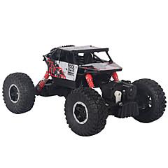 billige Fjernstyrte biler-Radiostyrt Bil 893 2.4G Buggy (Off- Road) / Fjellklatring Bil 1:16 Børsteløs Elektrisk 30 km/h