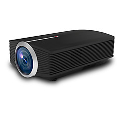 baratos Projetores-YG500 LCD Projetor para Home Theater LED Projetor 1200 lm Apoio, suporte 1080P (1920x1080) 50-130 polegada Tela / WVGA (800x480)