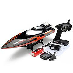 cheap RC Boats-RC Boat FT010 Plastics 4 pcs Channels 35 km/h KM/H
