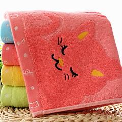 billiga Handdukar och badrockar-Överlägsen kvalitet Tvätt handduk, Enfärgad 100% Bambufiber 4.0 pcs