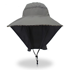 Χαμηλού Κόστους Waders, Ρούχα Ψαρέματος-Γιούνισεξ Καπέλο Καλοκαίρι Τούλι Ελαφριά / Γρήγορο Στέγνωμα / Αντικουνουπικά Μονόχρωμο