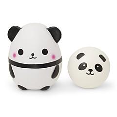 billige Originale moroleker-LT.Squishies Klemmeleker / Stresslindrende leker Panda Stress og angst relief / Dekompresjon Leker poly uretan 2 pcs Barne Alle Gave